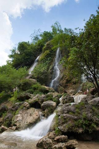 Air Terjun Sri Gethuk (foto: Chendra)