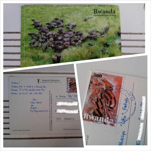 postcard rwanda 2