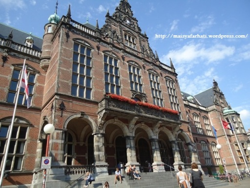 Academy Building, University of Groningen