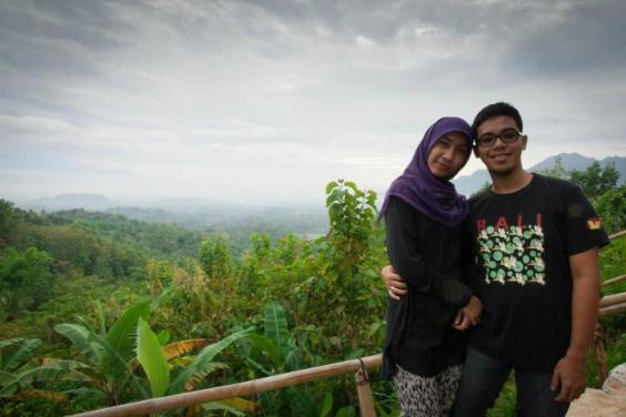 Punthuk Setumbu, Borobudur, Magelang