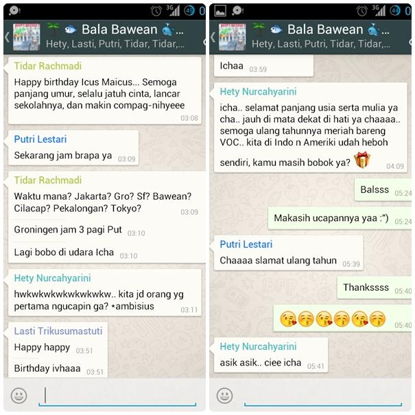 From Bala Bawean