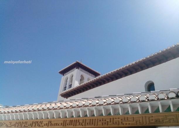 Atap Mezquita de Granada