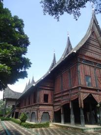 Rumah Gadang di BUkittinggi