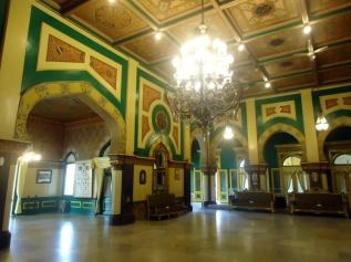 Interior Istana Maimun, Medan