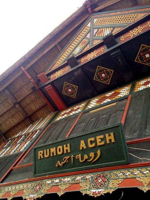 Rumoh Aceh, Banda Aceh