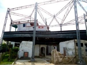 Kapal di Atas Rumah, Lampuuk, Banda Aceh