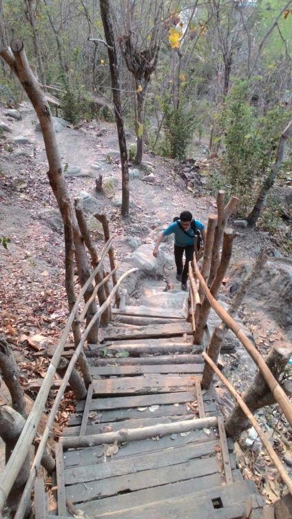 Semangat mendaki
