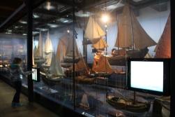 Eksibisi kapal layar Belanda (foto: Ami)