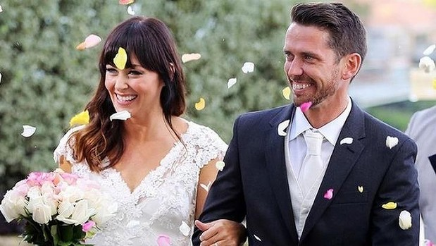Michelle and James, salah satu pasangan favorit di Married at First Sight Australia S1 yang ternyata belum berjodoh.