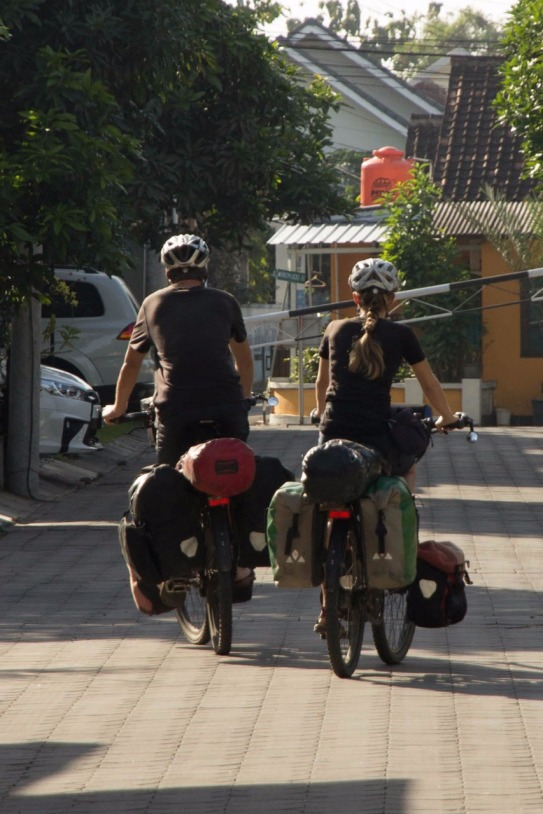 Leaving Jogja for Mount Kelud